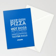 Chicago — Delicious City Prints Stationery Cards
