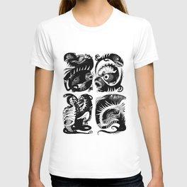 elctr eel T-shirt