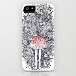 Anthophobia iPhone Case