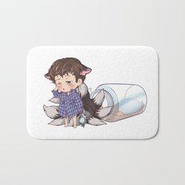 Lil' Napping Spirit Bath Mat