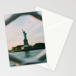 Sights Set on Liberty Stationery Cards