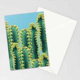 Adorned Cactus    #society6 #buyart #decor Stationery Cards