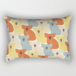 Koalas Rectangular Pillow
