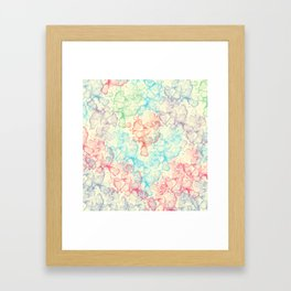 Abstract VI Framed Art Print