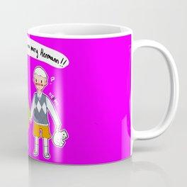Newt and Herms Coffee Mug