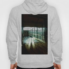 Boarding shadows Hoody