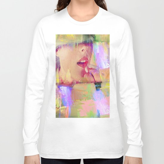 Make up me in your car Long Sleeve T-shirt