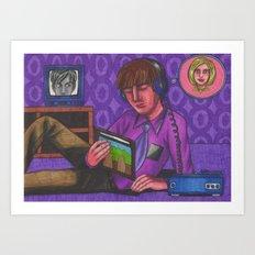 Disco 2000 Art Print
