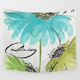 Daisy Morning I Wall Tapestry