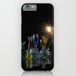 Glasses festival celebration  iPhone Case