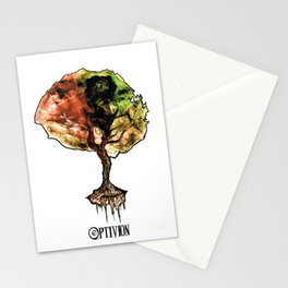 A Tree of Life Stationery Cards