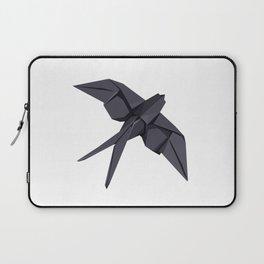Origami Swallow Laptop Sleeve