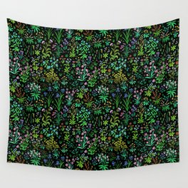 Medieval Spring Wall Tapestry