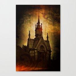 Gothic Sweet Gothic Canvas Print