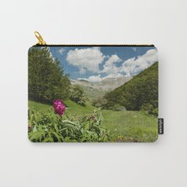 Peony of Castelluccio of Norcia, Italy Carry-All Pouch