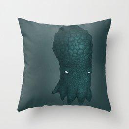 Rocktopus Throw Pillow