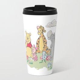 Winnie the Pooh x Cath Kidston Travel Mug