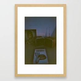 Tristessa Framed Art Print