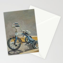 Bicycle Parking spot Stationery Cards