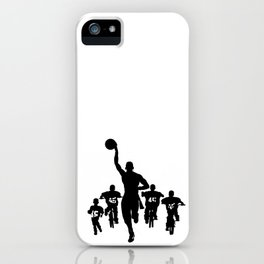 #thejumpmanseries, Boobie Miles iPhone Case