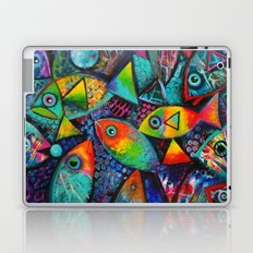 Hello Fishies ii Laptop & iPad Skin