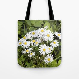 COMMON DAISY  Tote Bag