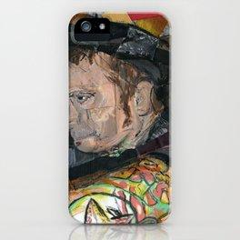 patrick iPhone Case