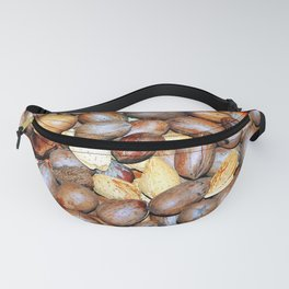Mixed nuts. Fanny Pack