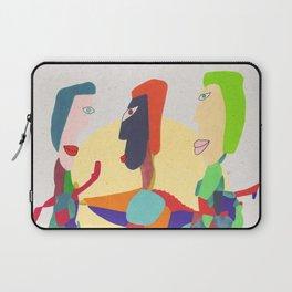 - threesome - Laptop Sleeve