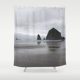 Grand Oregon Coast Shower Curtain