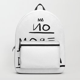 Basquiat No More Drama Backpack