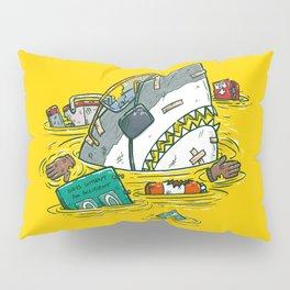Safety Third Shark Pillow Sham