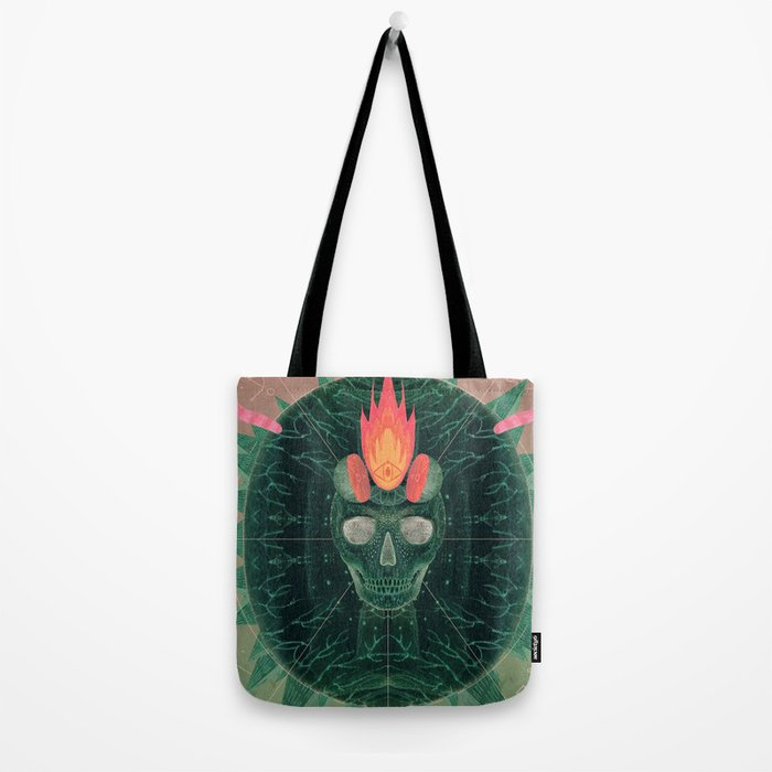 Catastrophe IV (The Green Invasion) Tote Bag
