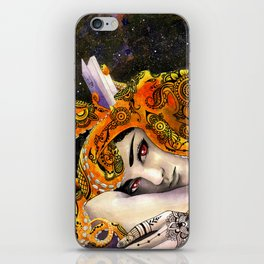 Deep Reading iPhone Skin