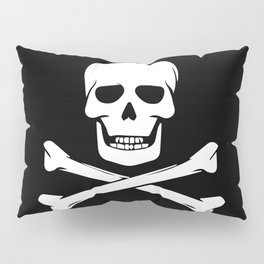 Jolly Roger Pillow Sham