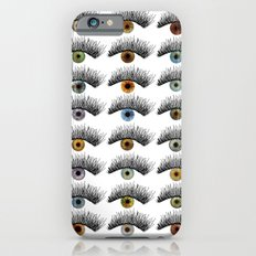 Hypnotic Eyes iPhone 6s Slim Case
