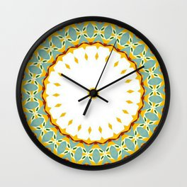Eyecatching Sunlighter Mandala 2 Wall Clock