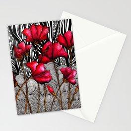 Ruby Rose Pop Stationery Cards
