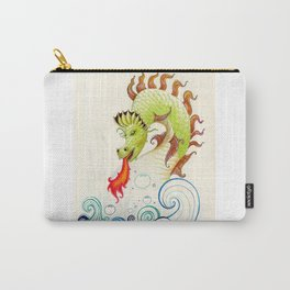 A happy dragon Carry-All Pouch