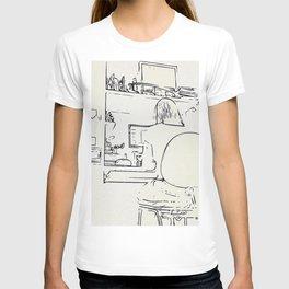 Workroom details T-shirt