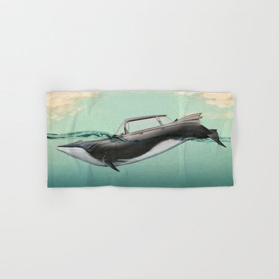The De Ville of the sea Hand & Bath Towel