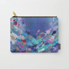 Lucid Lagoon  Carry-All Pouch
