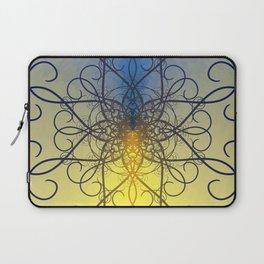 Symmetry 8: Jellyfish Laptop Sleeve