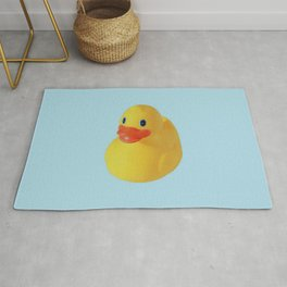 Rubber Ducky Rug