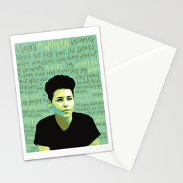 Denice Frohman. Stationery Cards