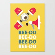 Bee-Do Bee-Do Canvas Print