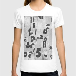 Abstract pattern 51 T-shirt