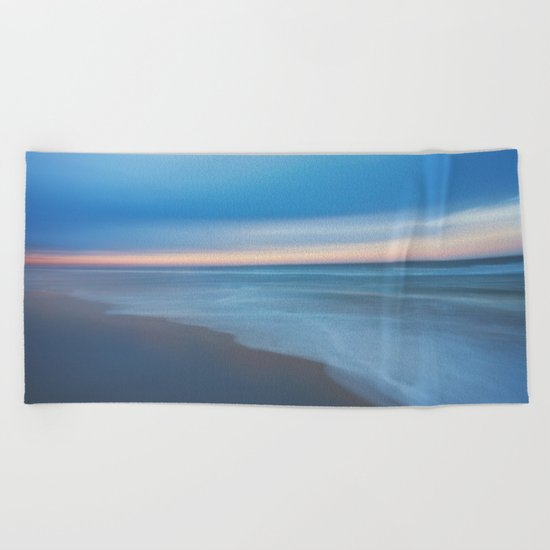 Painted Beach 2 Beach Towel