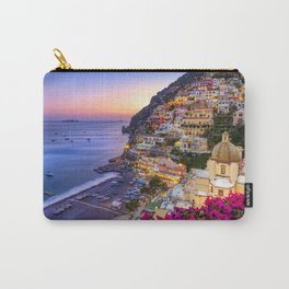 Positano Amalfi Coast Carry-All Pouch