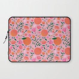Apricots Laptop Sleeve